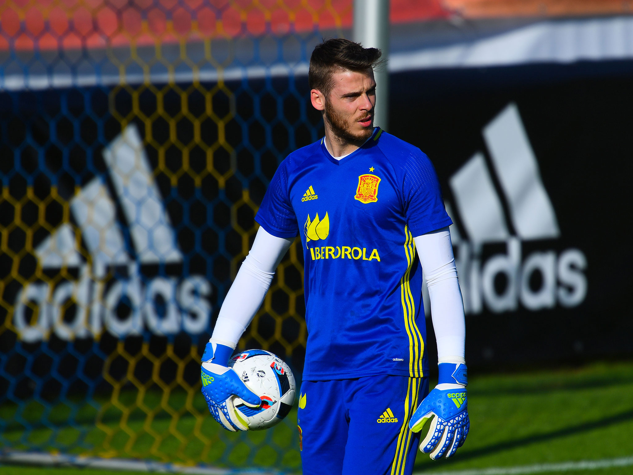 Spain Soccer David De Gea Lookin Free Hd Mobile Pictures
