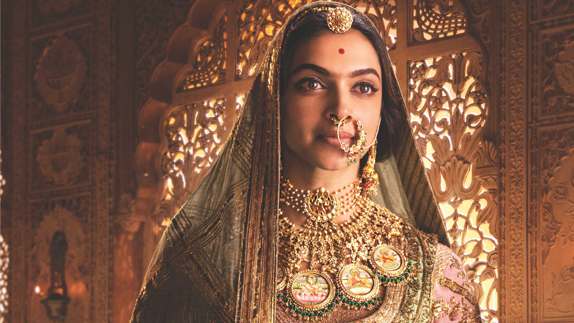 deepika padukone gorgeous look padmavati wallpaper hd