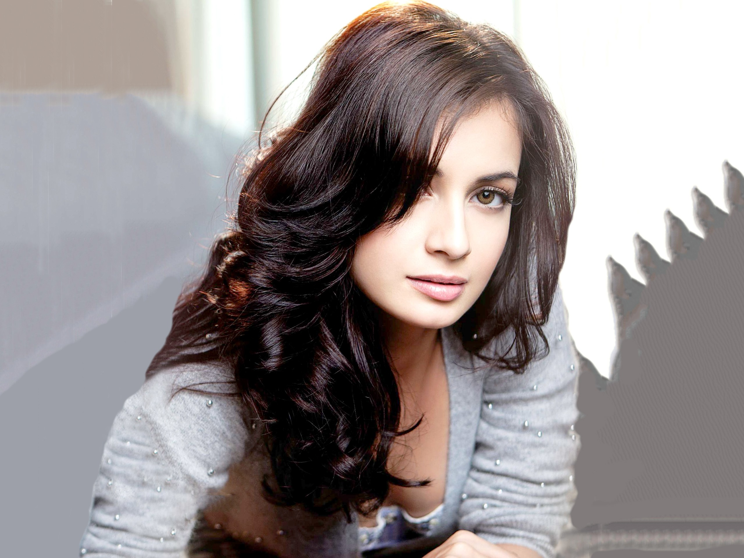 Beautiful Dia Mirza Look Mobile Hd Download Free Background Pictures