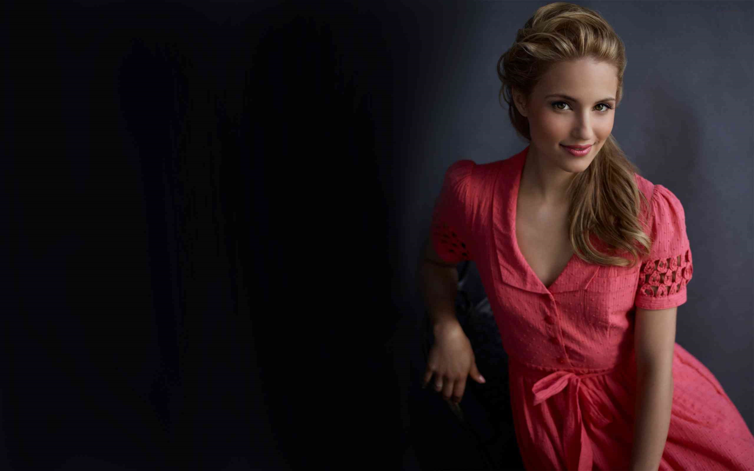 dianna agron hd wallpaper desktop