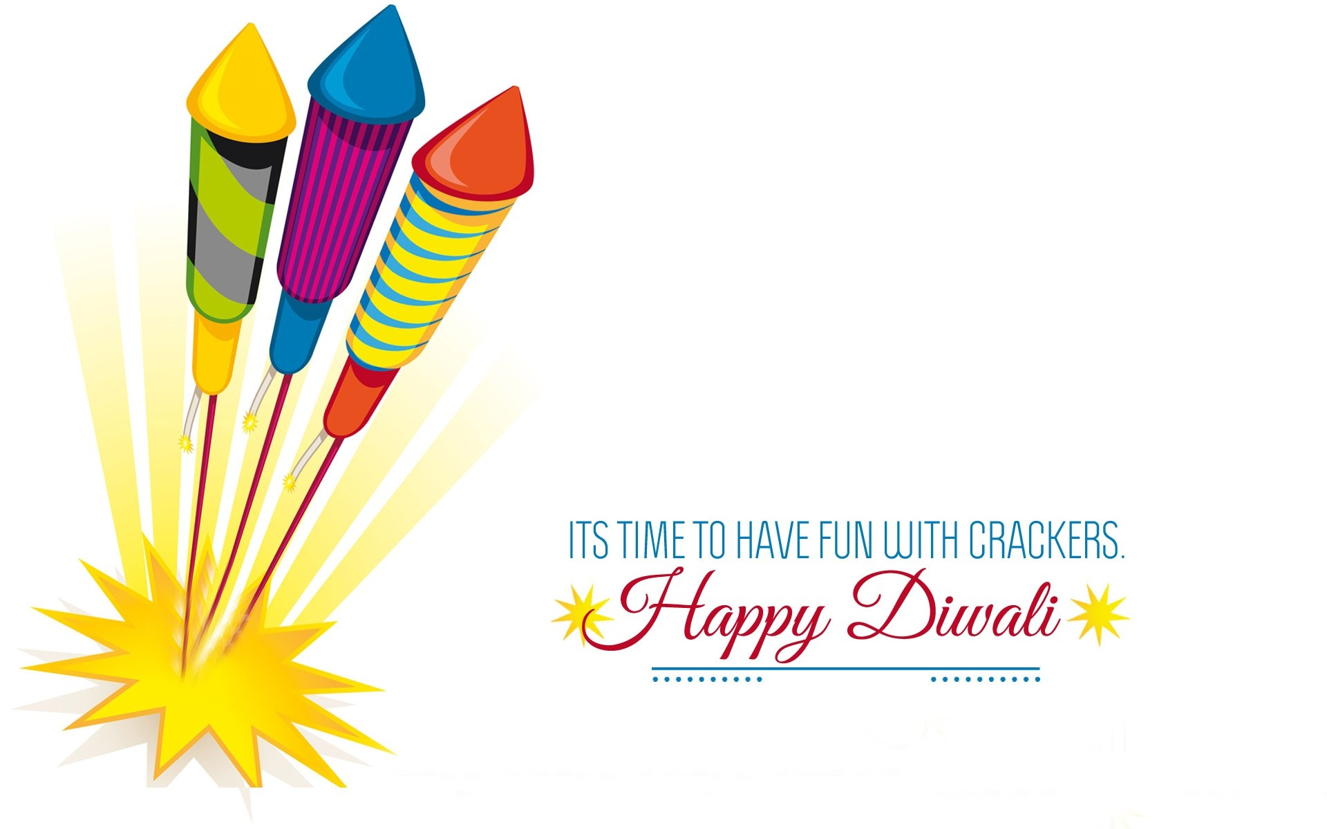 happy diwali greetings and crackers lets celebrate our diwali picture images
