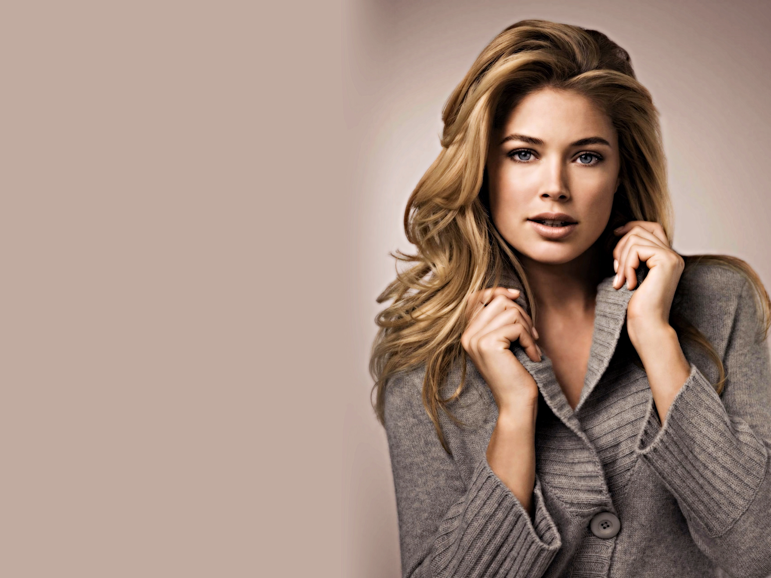 fantastic doutzen kroes face desktop mobile hd background free images