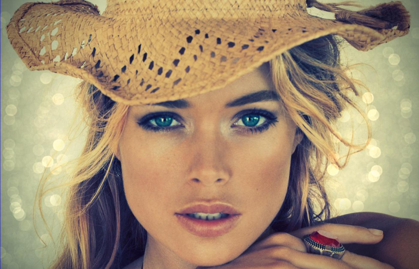 hd doutzen kroes stunning face mobile free background photos