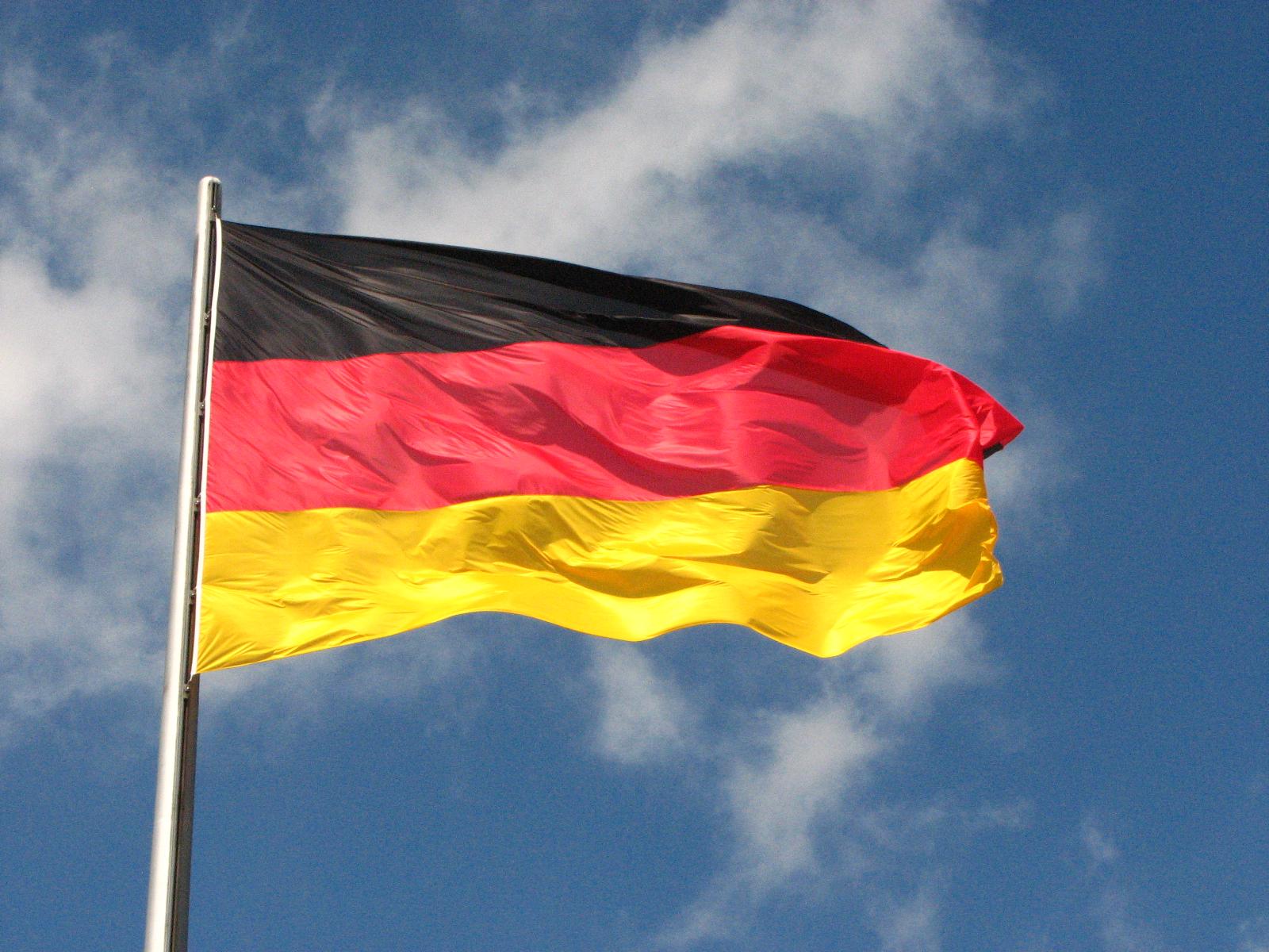 Waving German Flag Hd Wallpapers Free Download