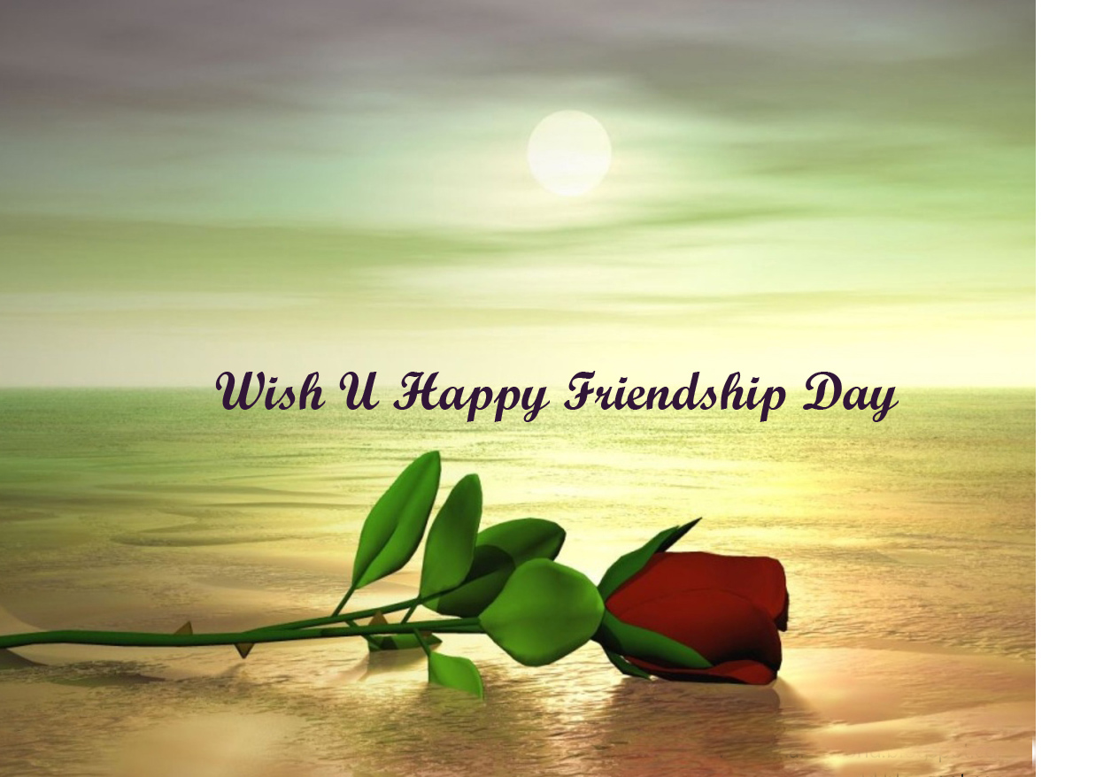 Friendship Day Messages Card Free Download