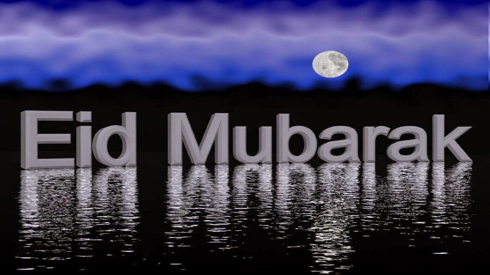 Fantastic Moon Eid Mubarak Wishes Download Free Hd Mobile Pics