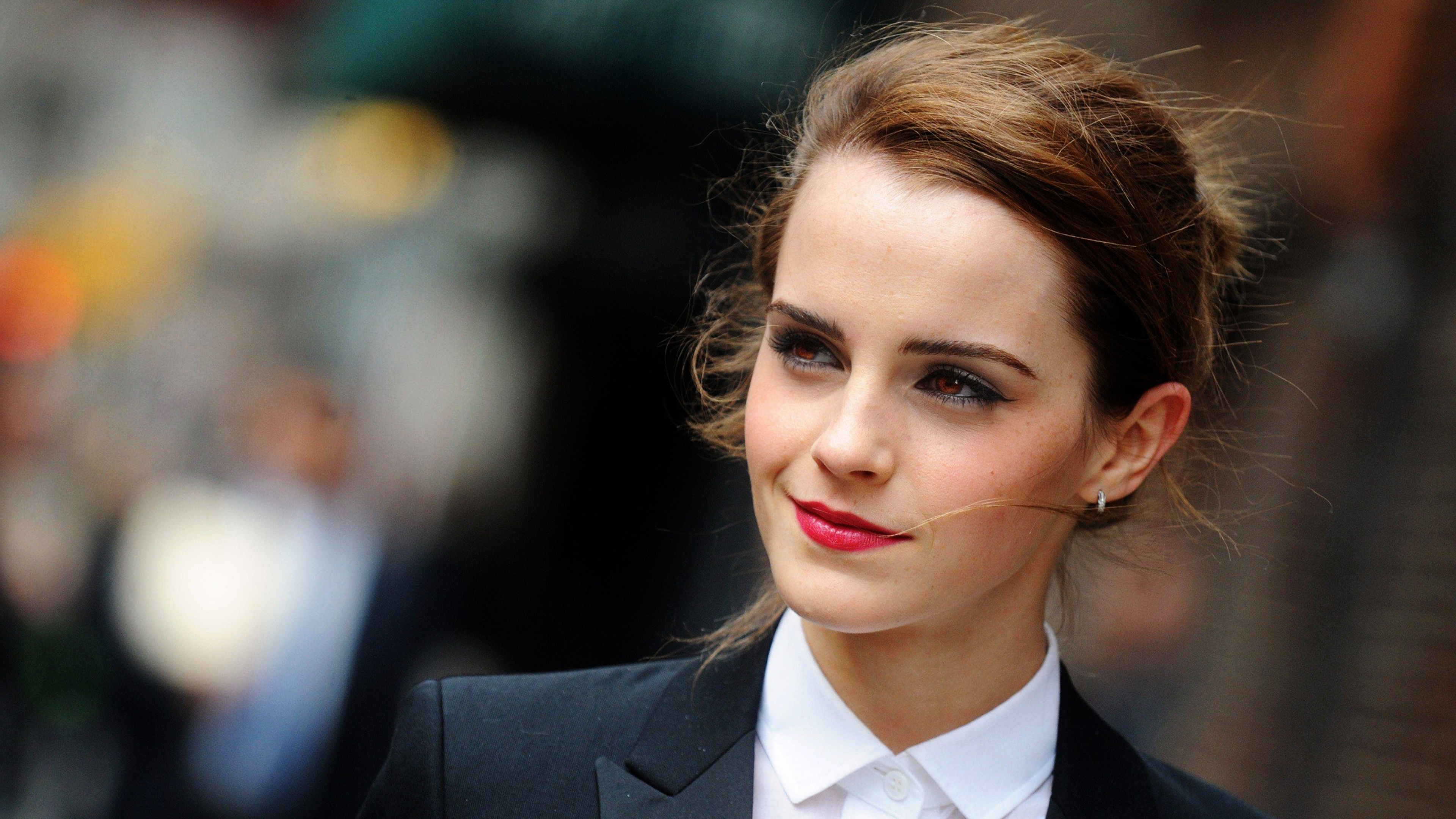cute emma watson excellent beauty face look still download free computer background hd images