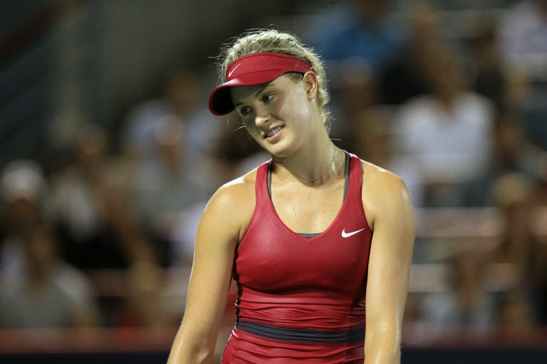 Free Eugenie Bouchard Cute Stylish Still Hd Mobile Download Background Photos