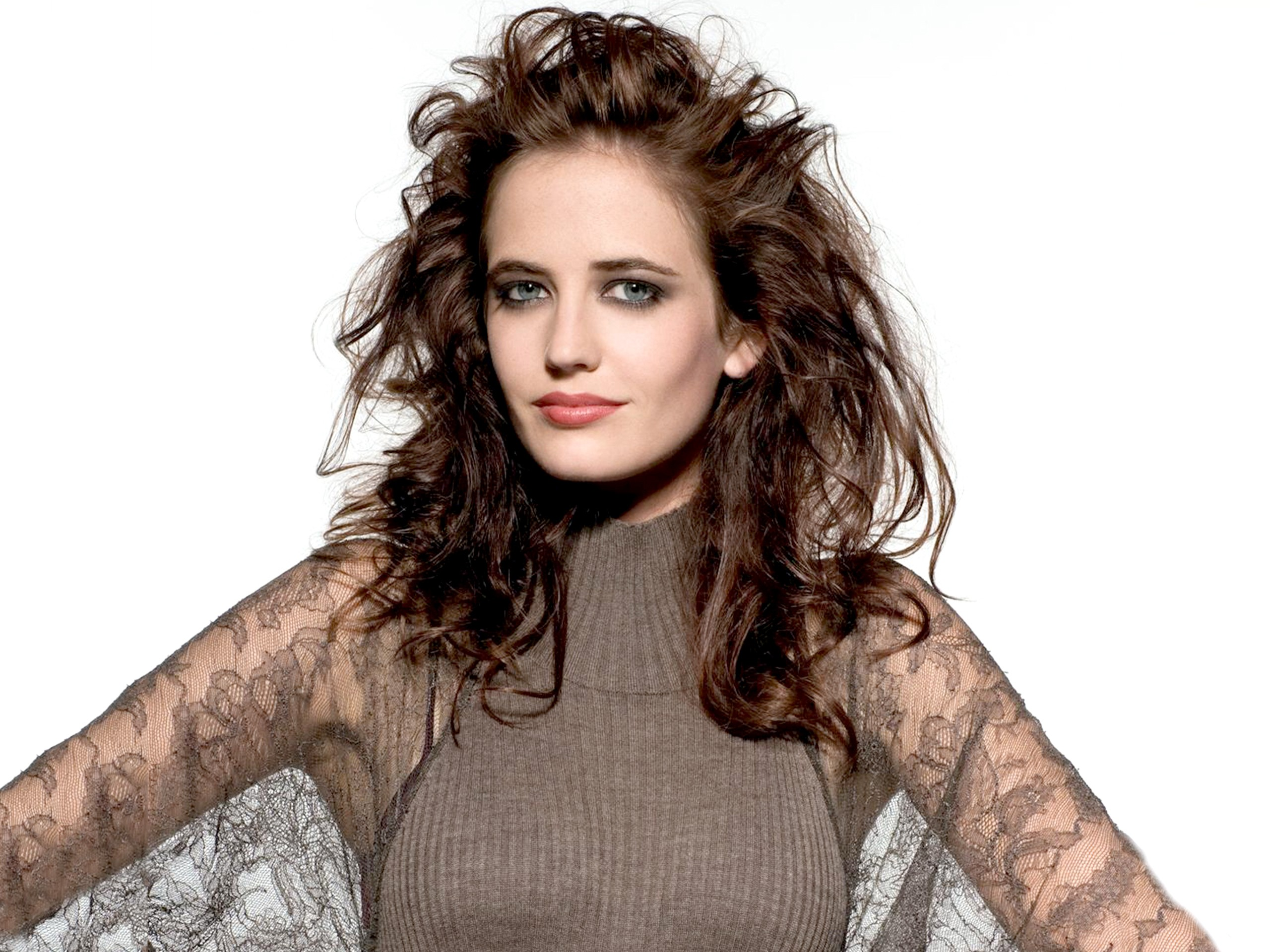 beautiful eva green stunning hari style pose and cute eye look background desktop free pictures hd