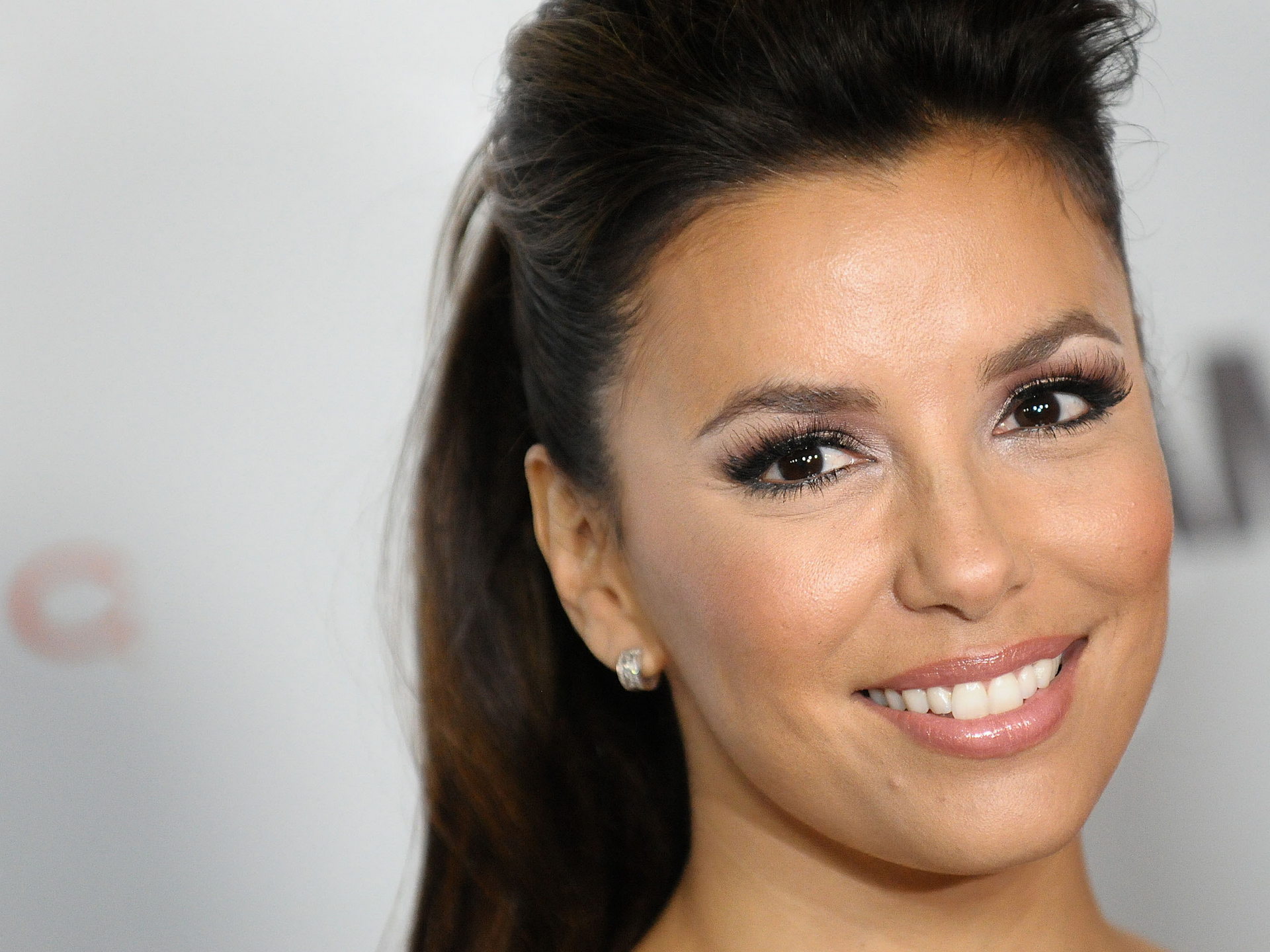 wonderful eva longoria nice smiling face look pose hd desktop mobile free background images