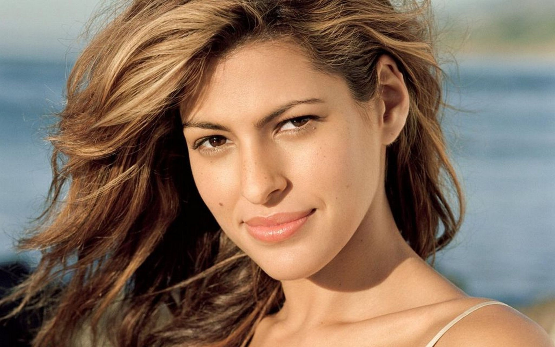 eva mendes latest wallpapers desktop pic