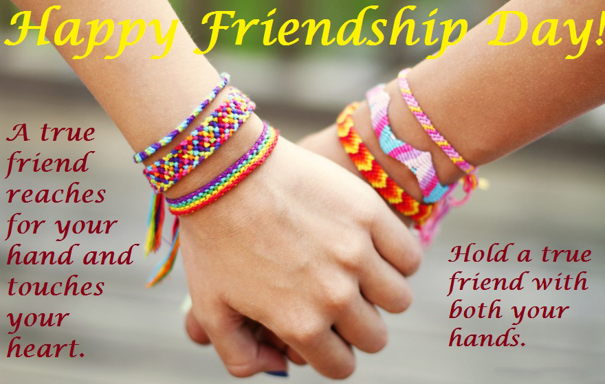 quotes true friends happy friendship day images