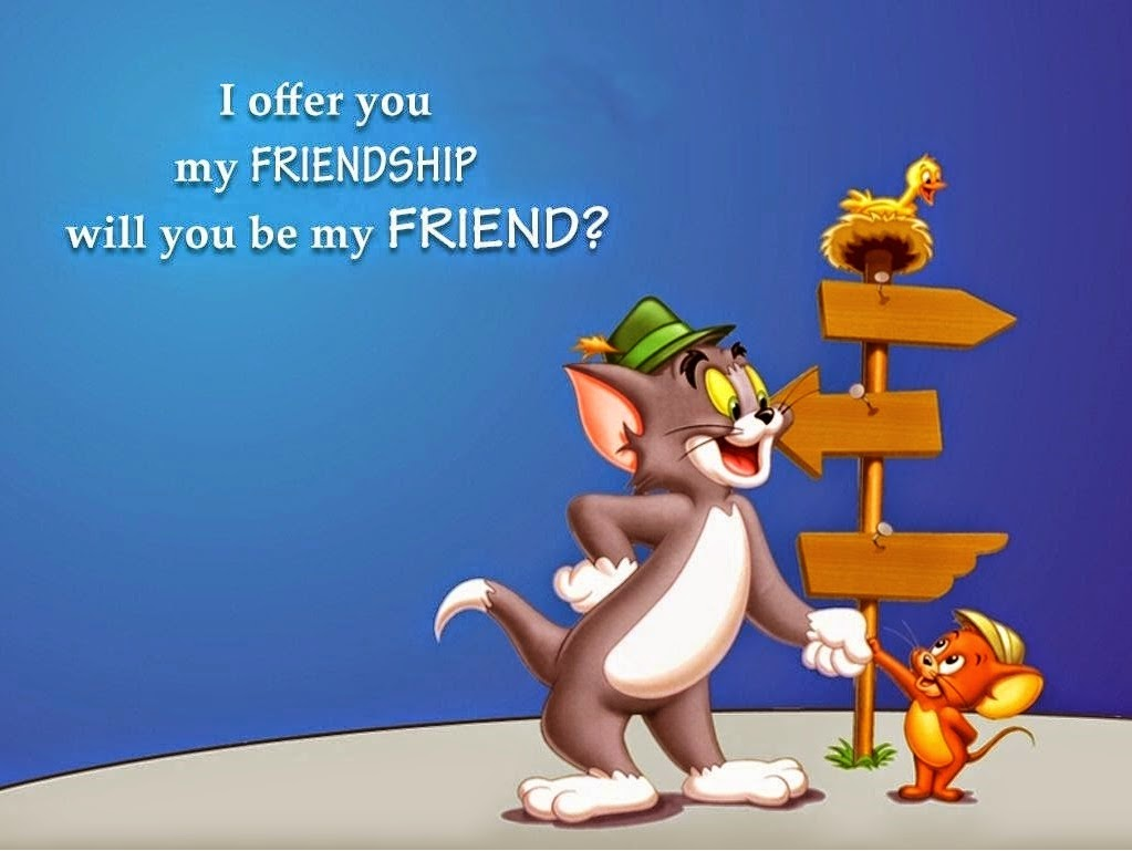 Funny Cute Friendship Day Wallpapers