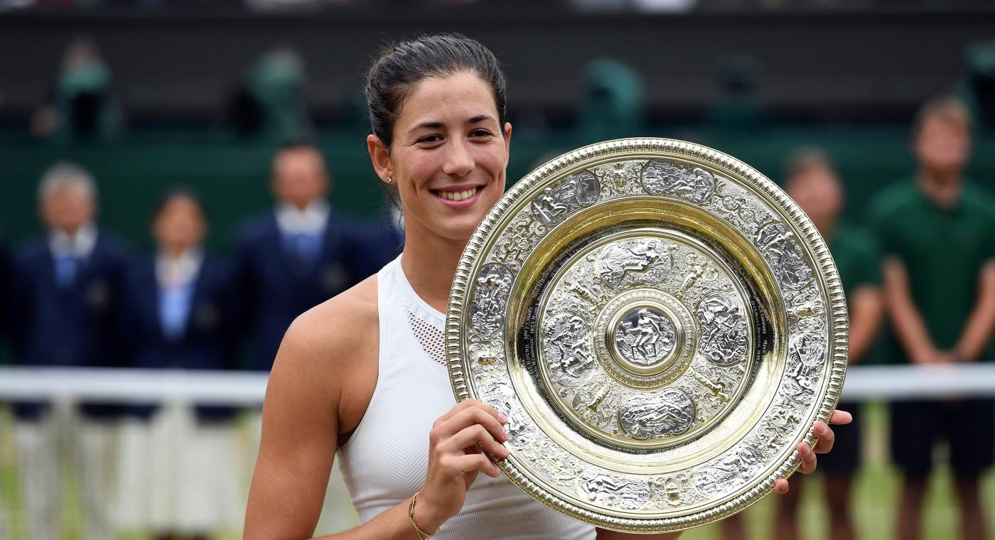 garbine muguruza with medal prize free mobile download background hd images