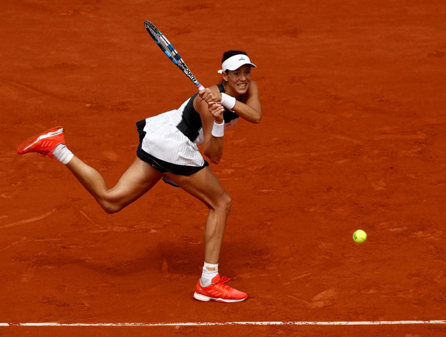 nice garbine muguruza short desktop mobile background hd images free