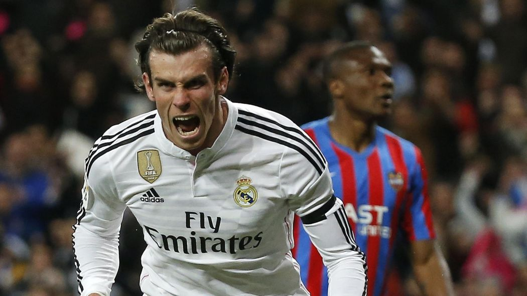 best gareth bale hd desktop photos