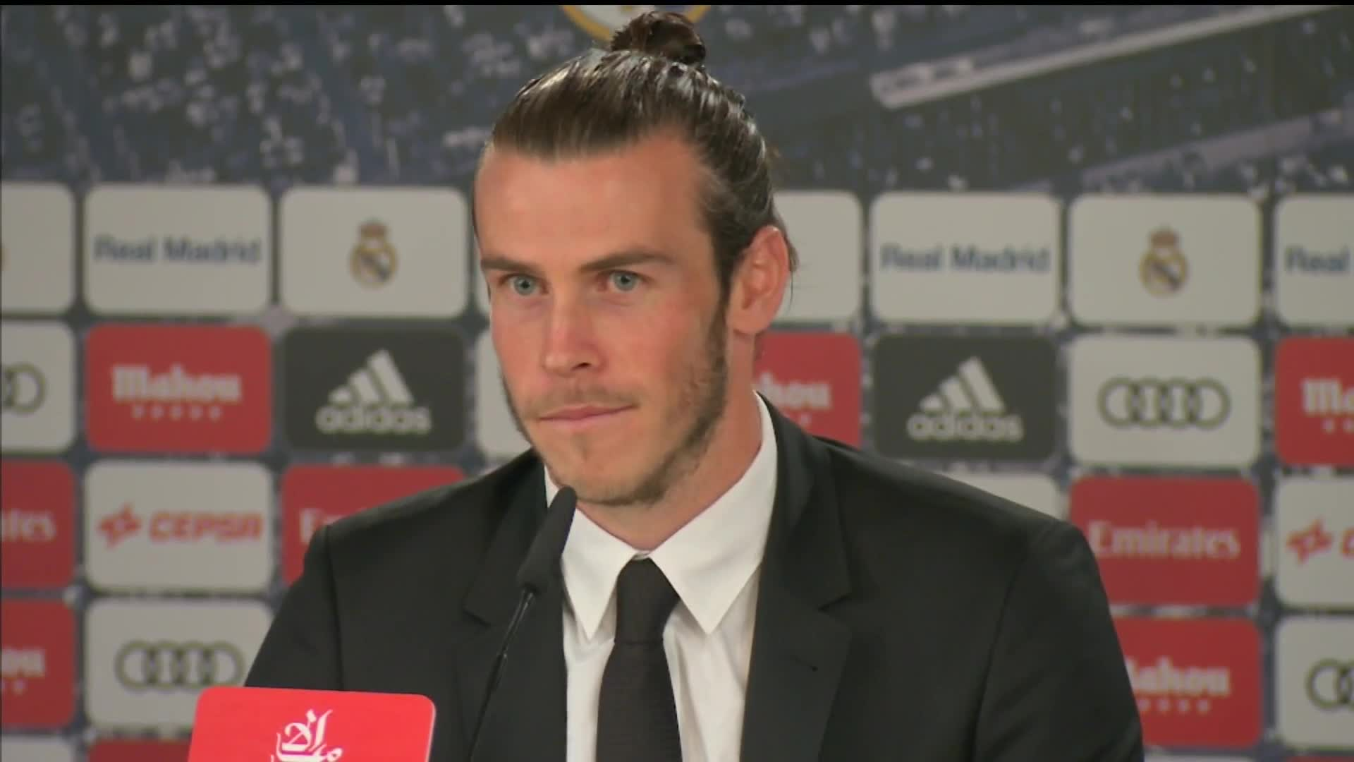 gareth bale conference hd desktop photos