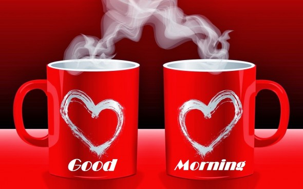 romantic love coffee good morning latest pics