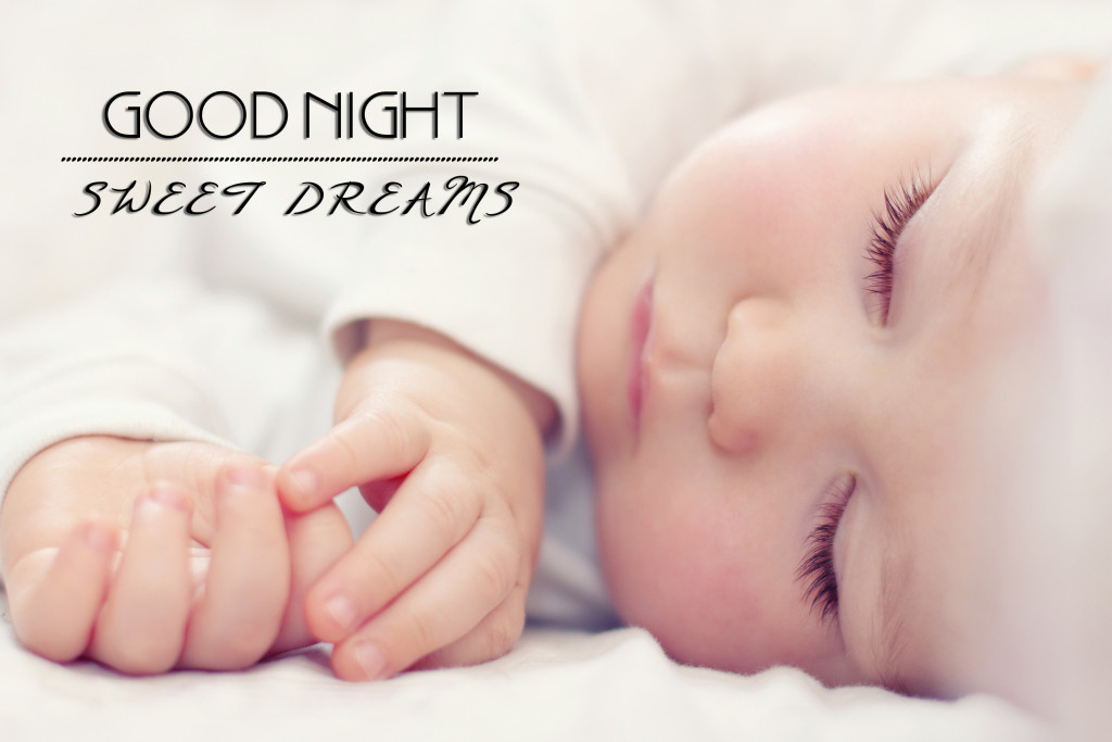beautiful baby wallpapes download to good night