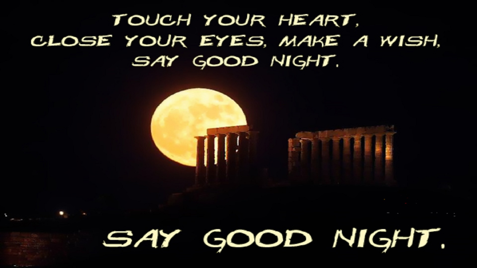 beautiful good night quotes free download