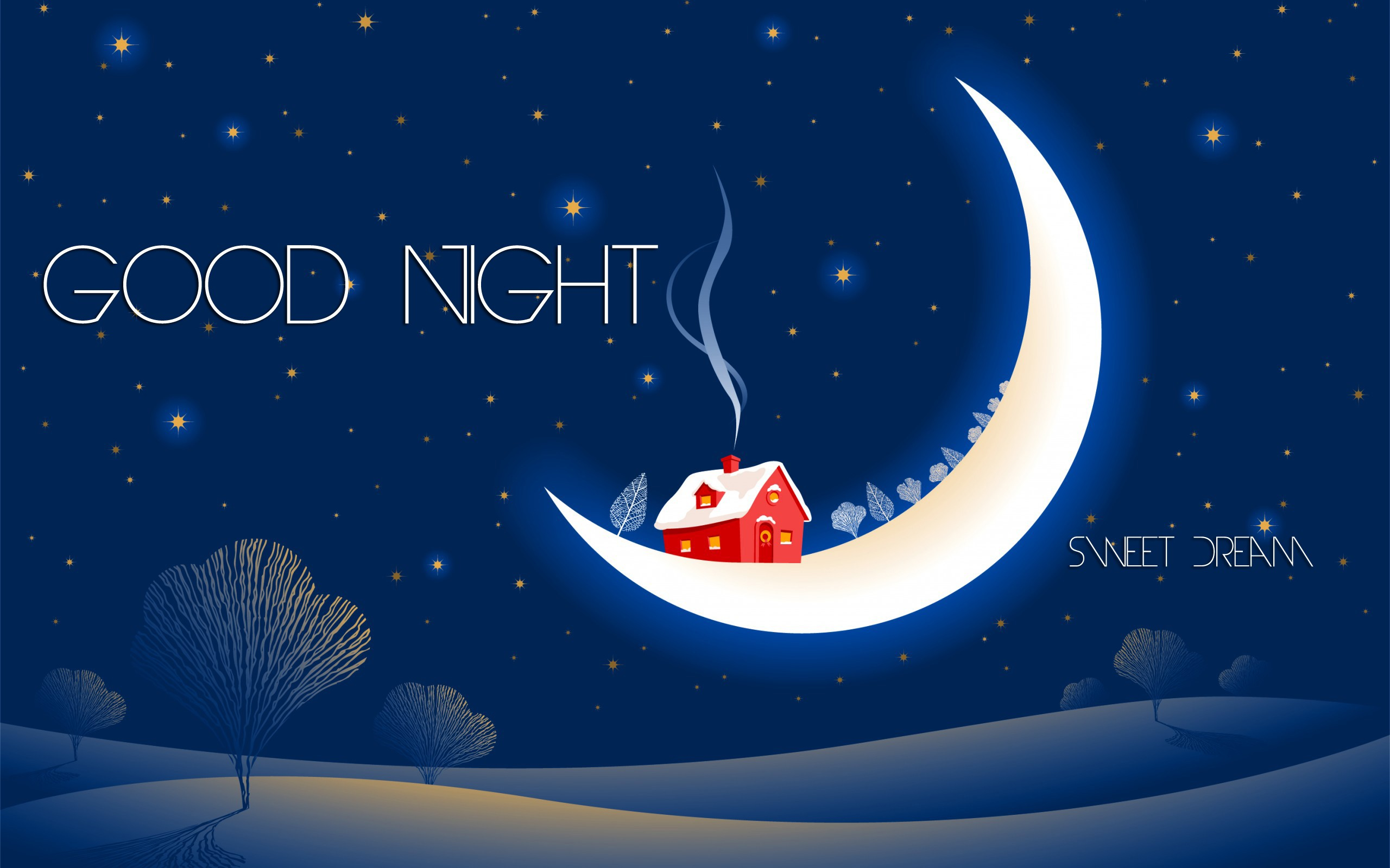 fantasy good night hd free wallpapers