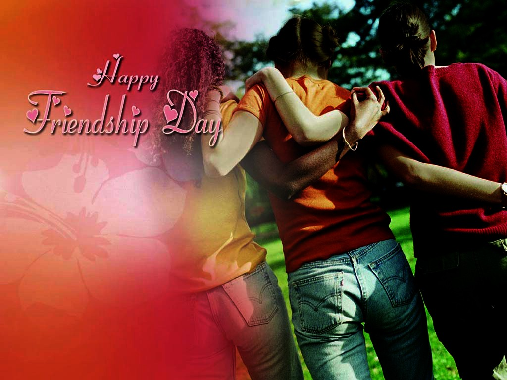 Happy Friendship Day Wishes Wallpaper Downoad