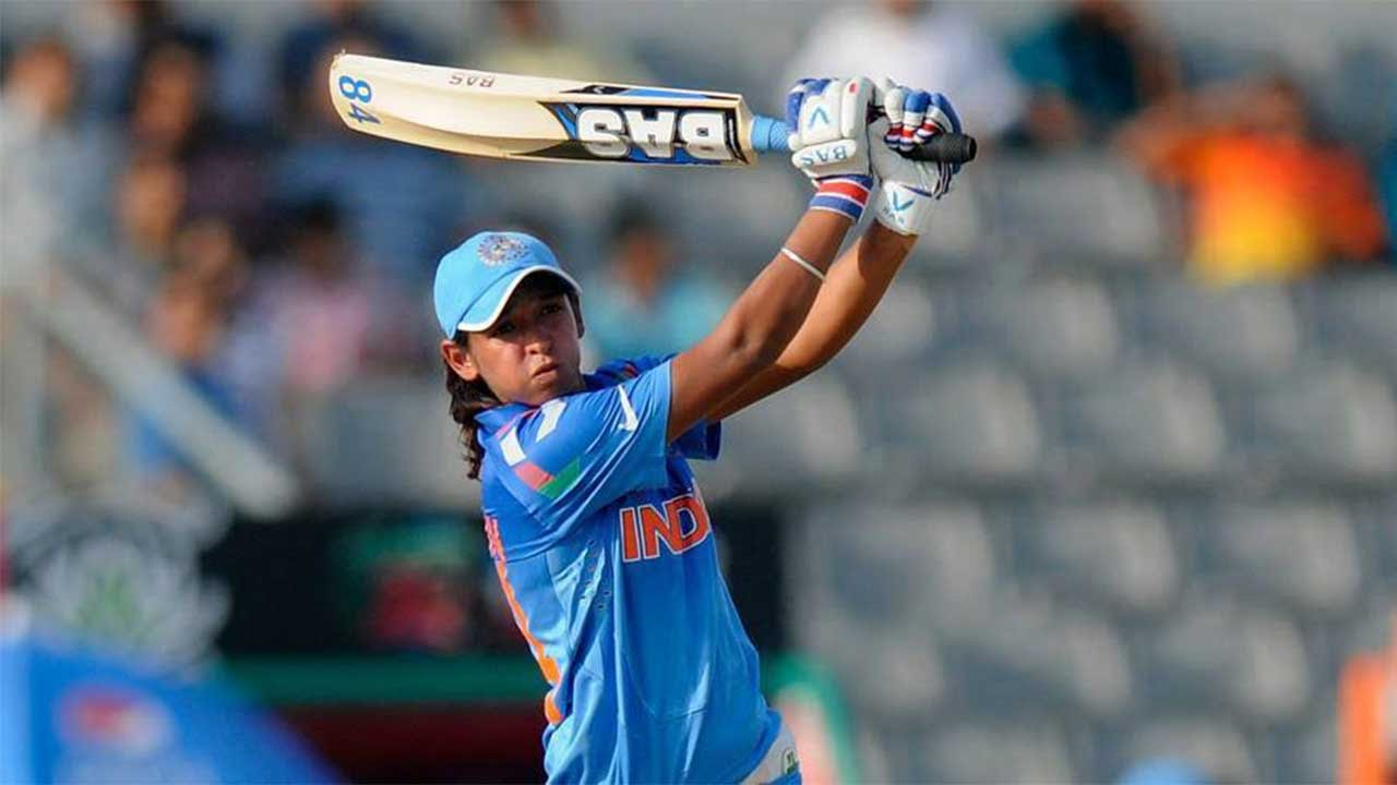 harmanpreet kaur latest wallpaper