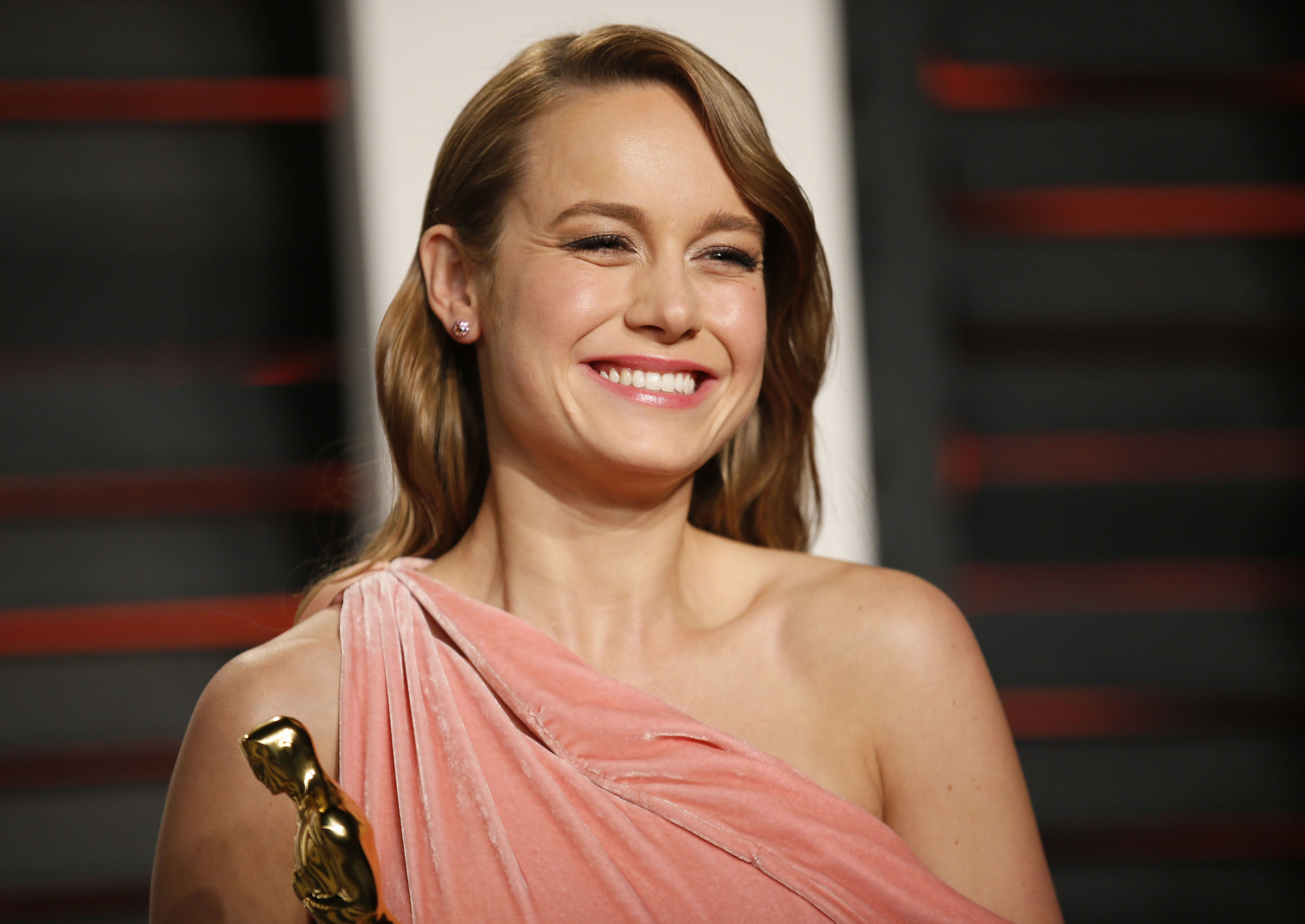 academy award of best actress brie larson lovely photos