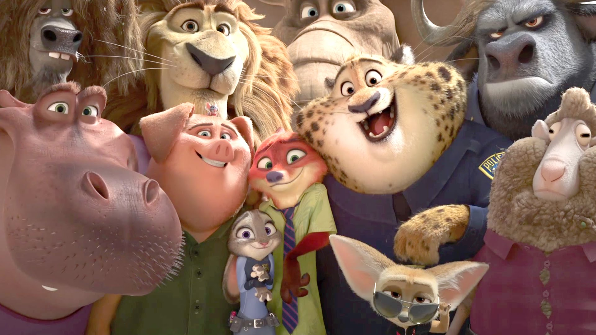 amazing zootopia movie wallpaper 3d movie images picture download