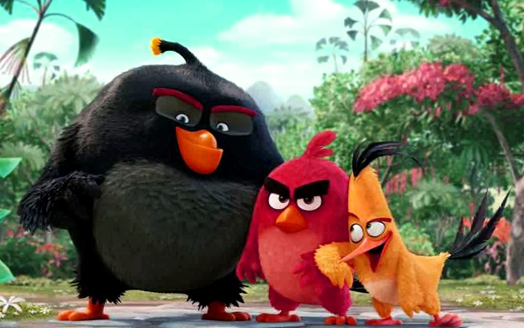 angry birds hd wallpaper image free download