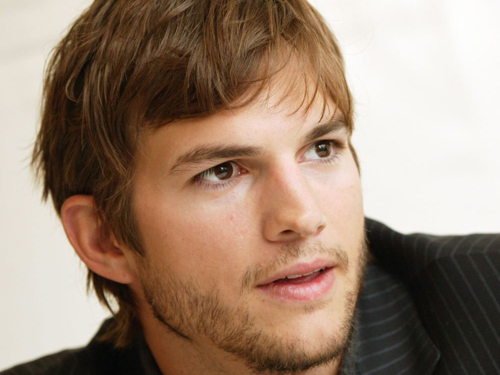 ashton kutcher hollywood actor background image download