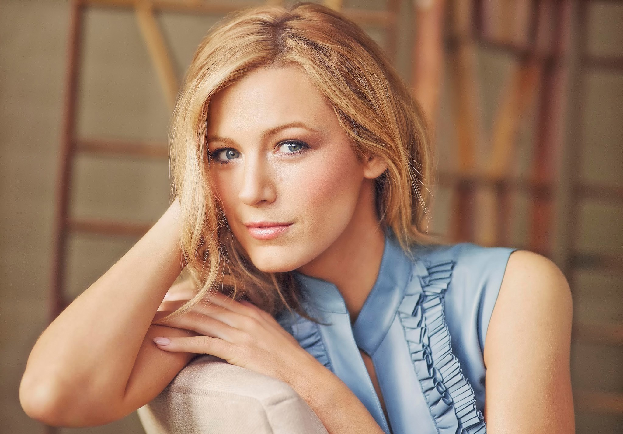 beautiful actress Blake Lively wallpapers free download