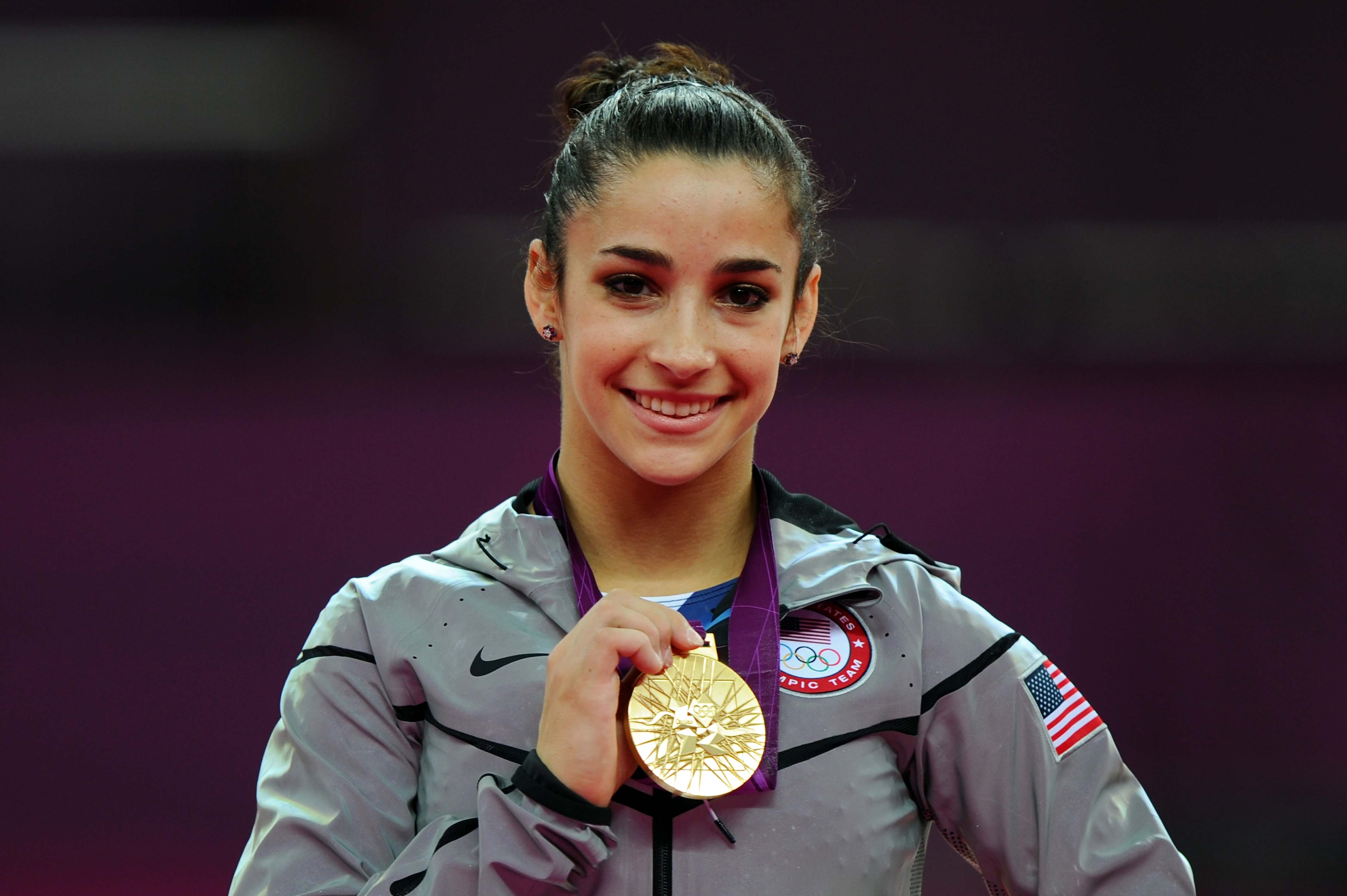 gymnast in olympic aly raisman wallpaper photo