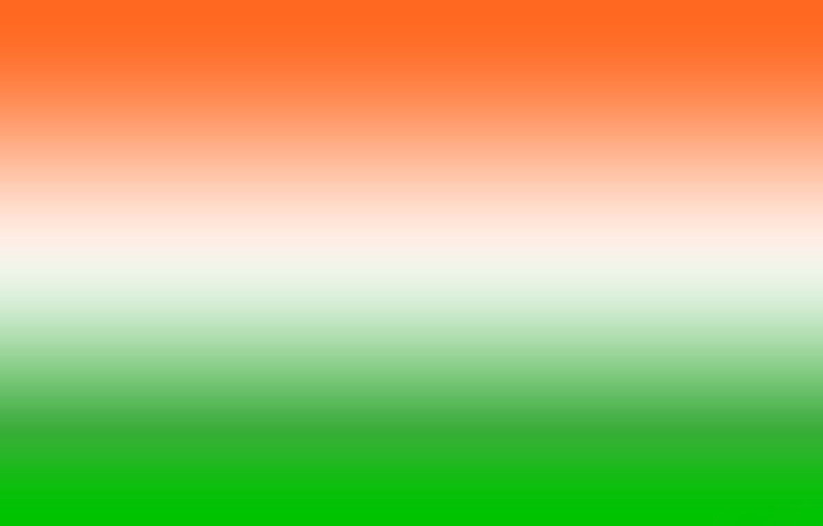indian flag color effect highresolution picture free download