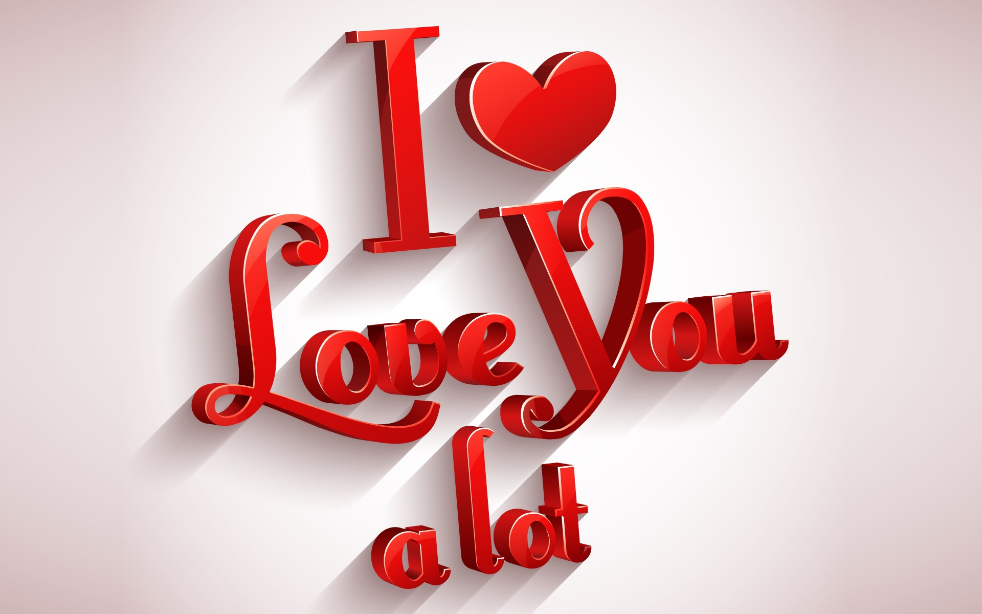 i love you a lot look 4k hd wallpapers