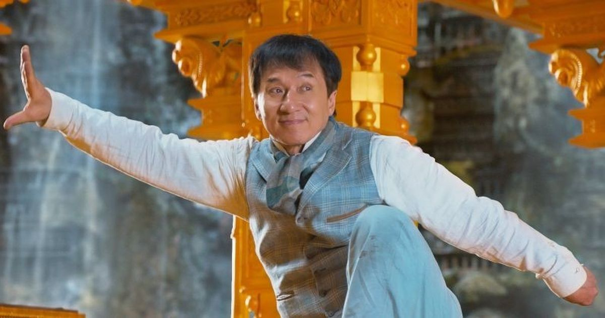 Amesome Jackie Chan Dance Mobile Hd Desktop Pictures