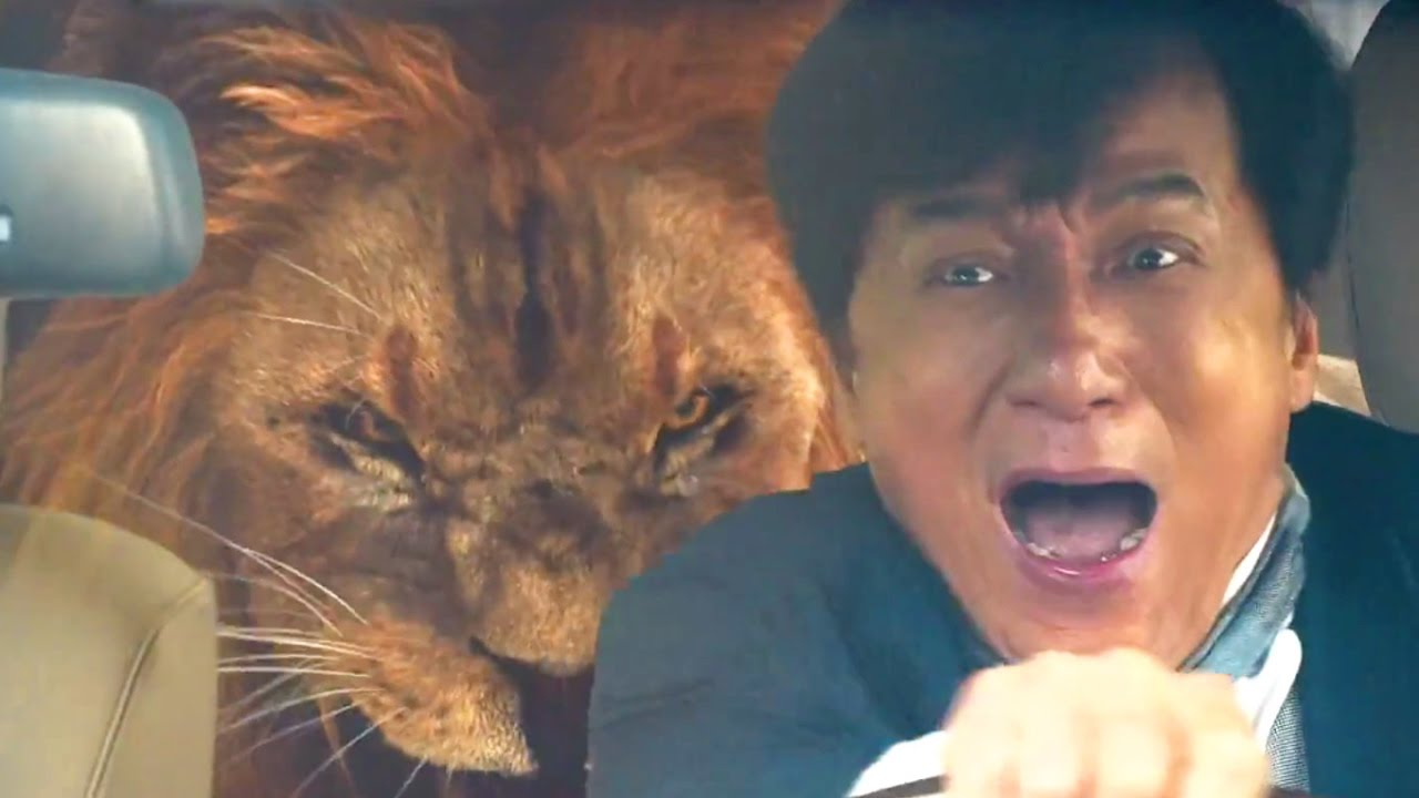 Lion In The Car Scene Jackie Chan Hd Mobile Photos