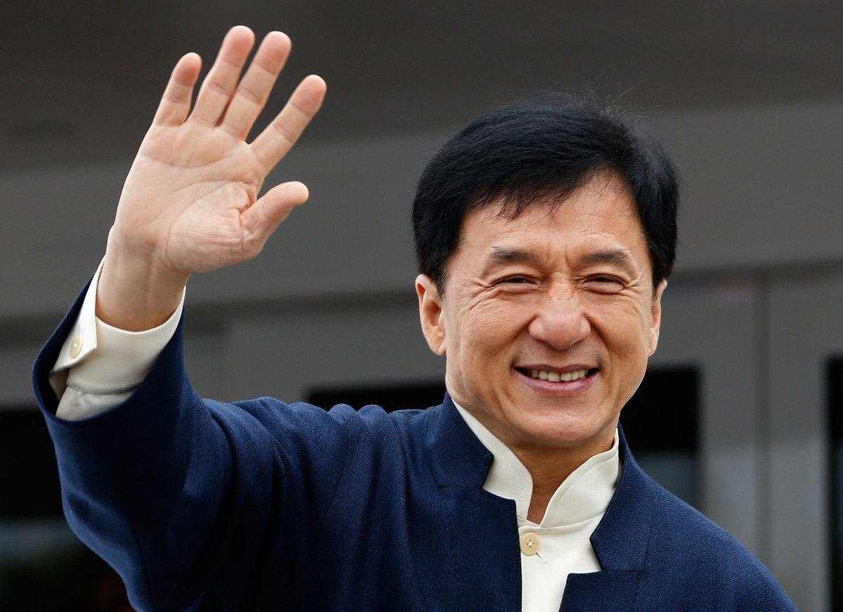 lovely jackie chan face hd free mobile photos