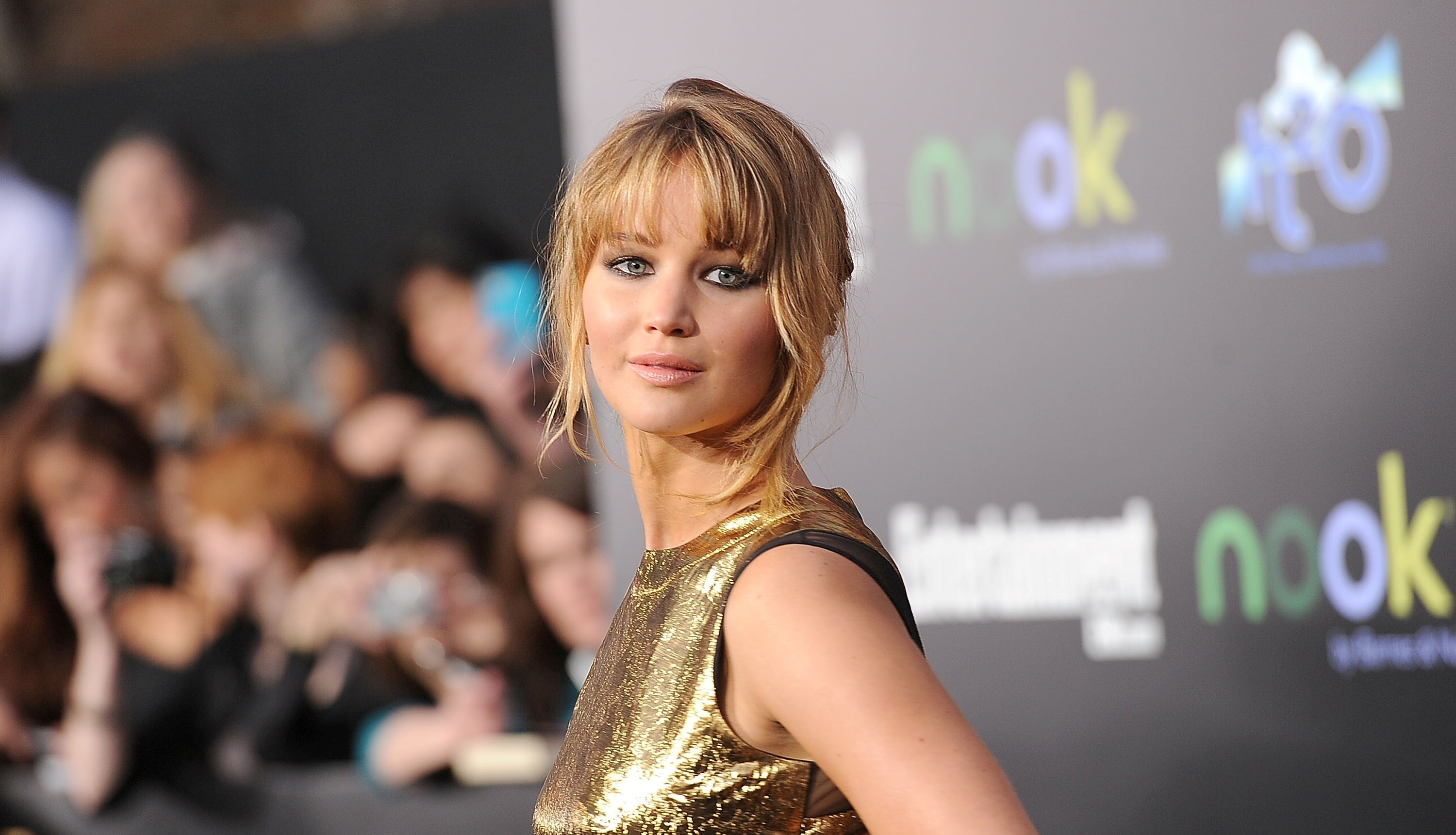 Exclusive Jennifer Lawrence Pics For Pc