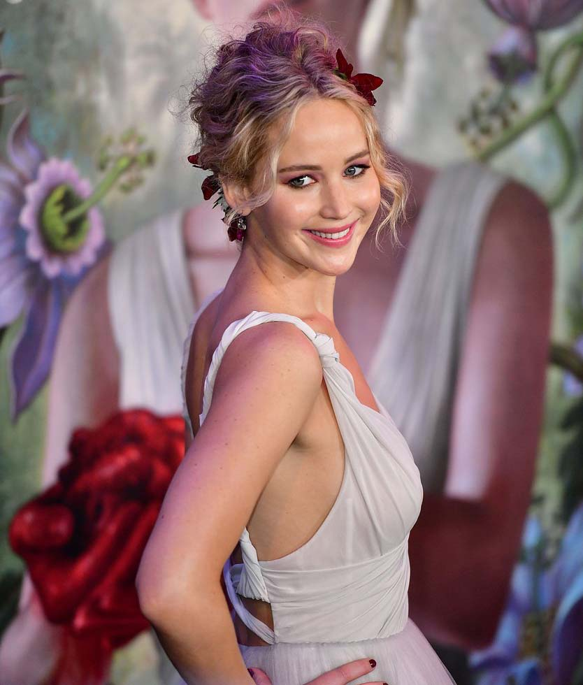 Gorgeous Celebrity Jennifer Lawrence Hd Wallpaper