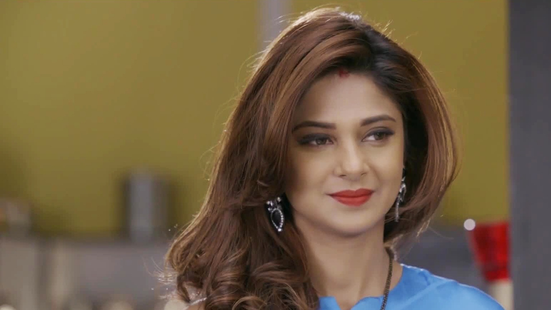 lovely jennifer winget homely look deskop mobile background free wallpaper hd