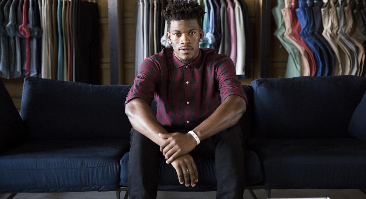 Beautiful Chi Chicago Bulls Jimmy Butler Dress Look Mobile Free Download Background Hd Pictures