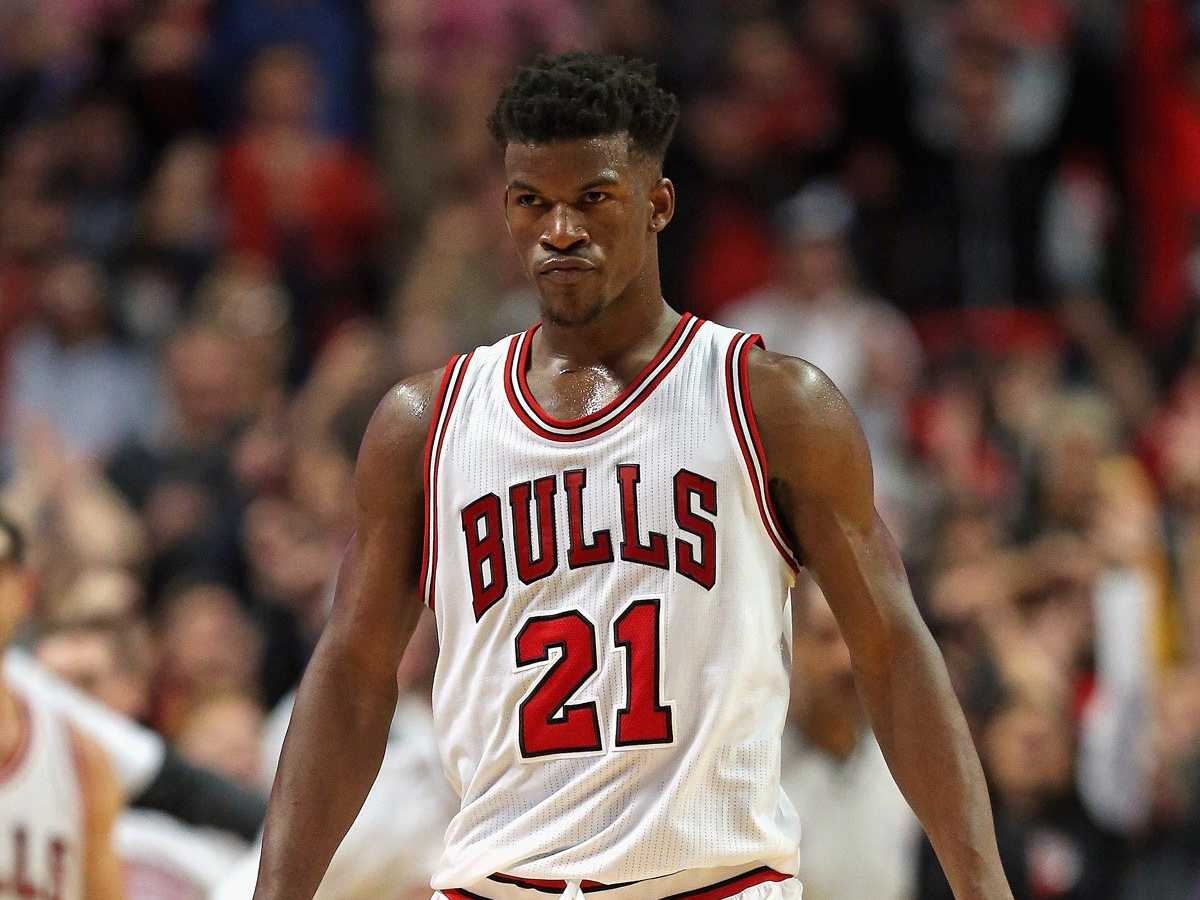 Beautiful Chi Chicago Bulls Jimmy Butler Look Mobile Free Hd Download Background Images