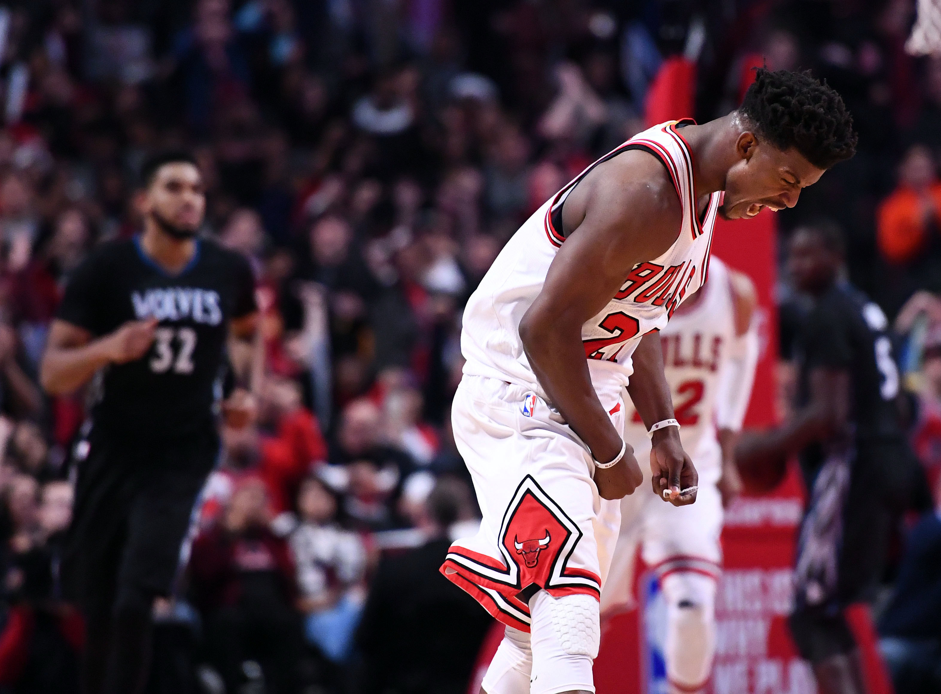 Chi Chicago Bulls Jimmy Butler Beautiful Reaction Free Desktop Hd Background Mobile Photos