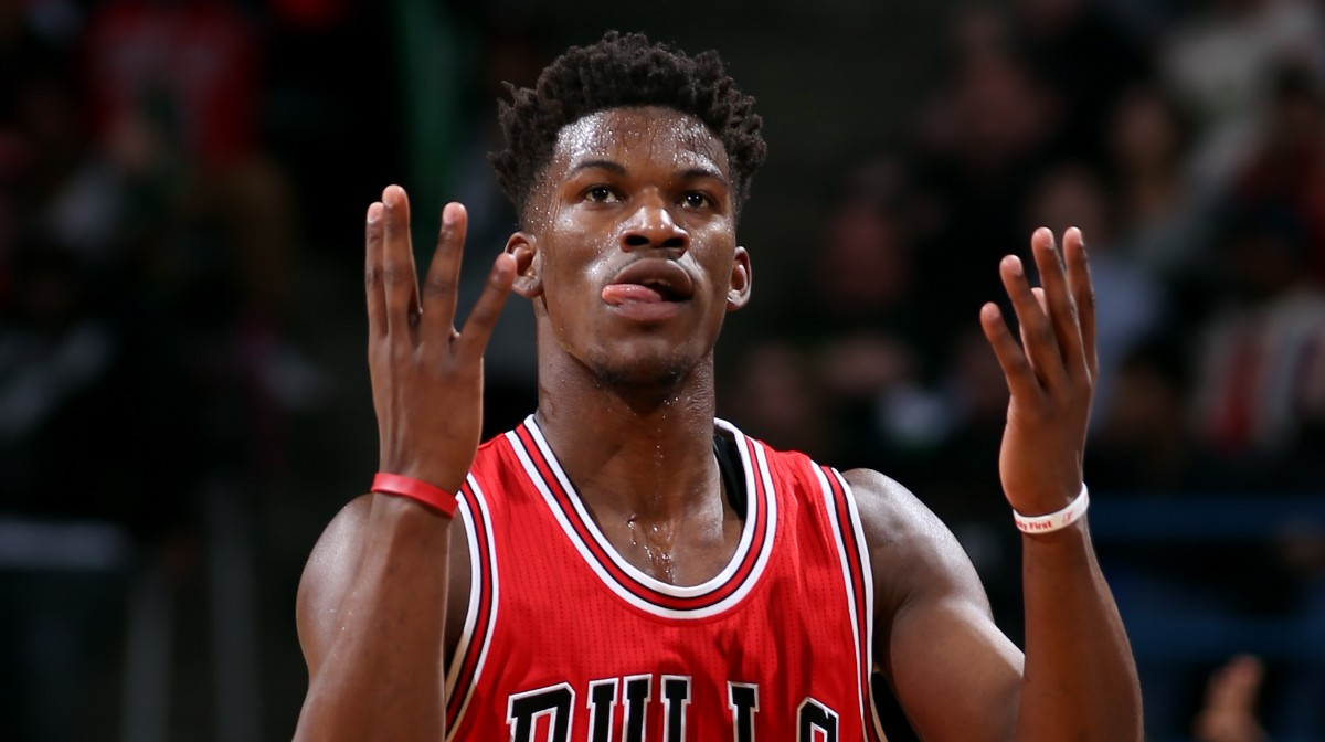 Chi Chicago Bulls Jimmy Butler Cute Reaction Free Background Mobile Hd Download Wallpaper