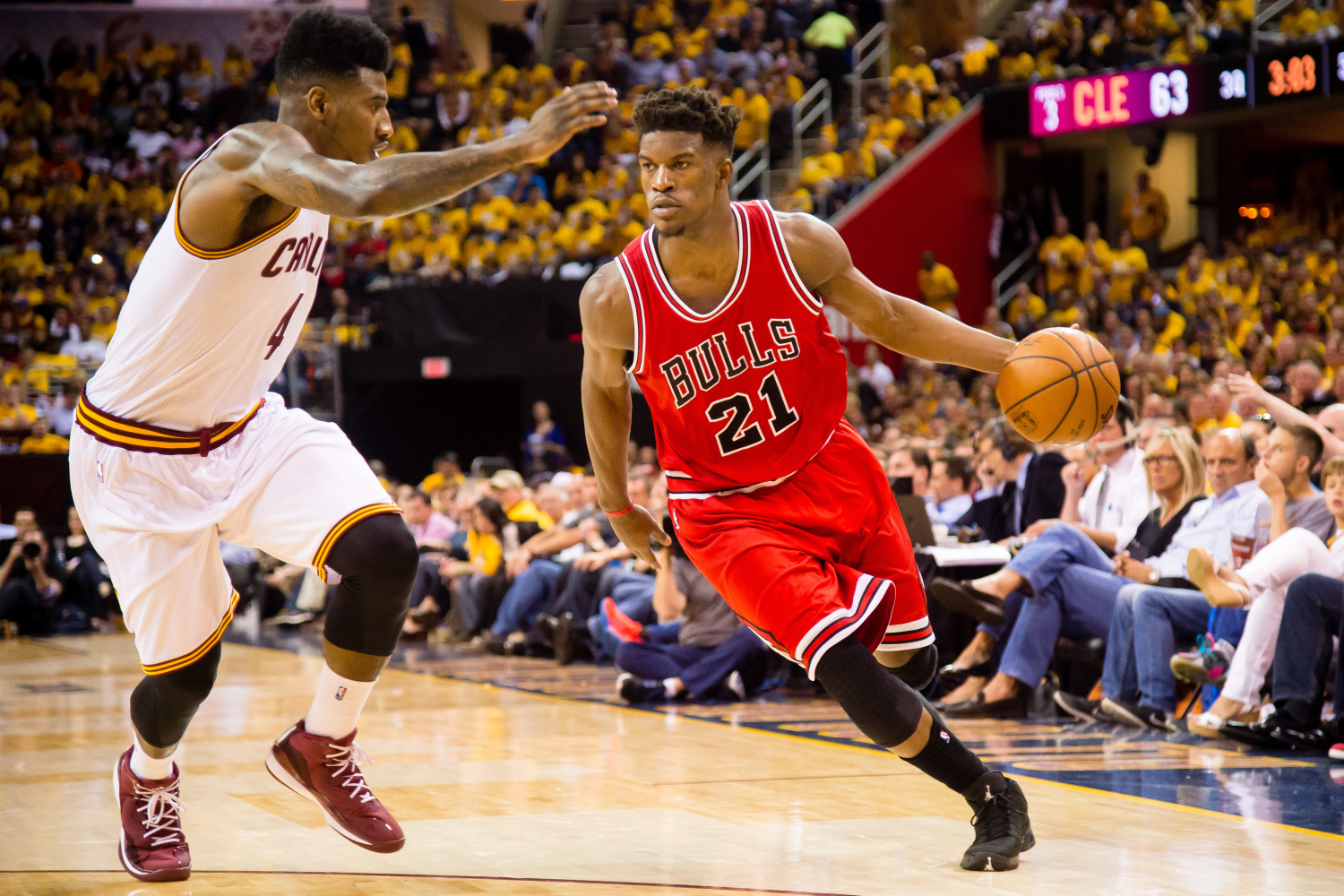 Free Chi Chicago Bulls Jimmy Butler Perfect Playing Free Hd Background Laptop Desktop Images