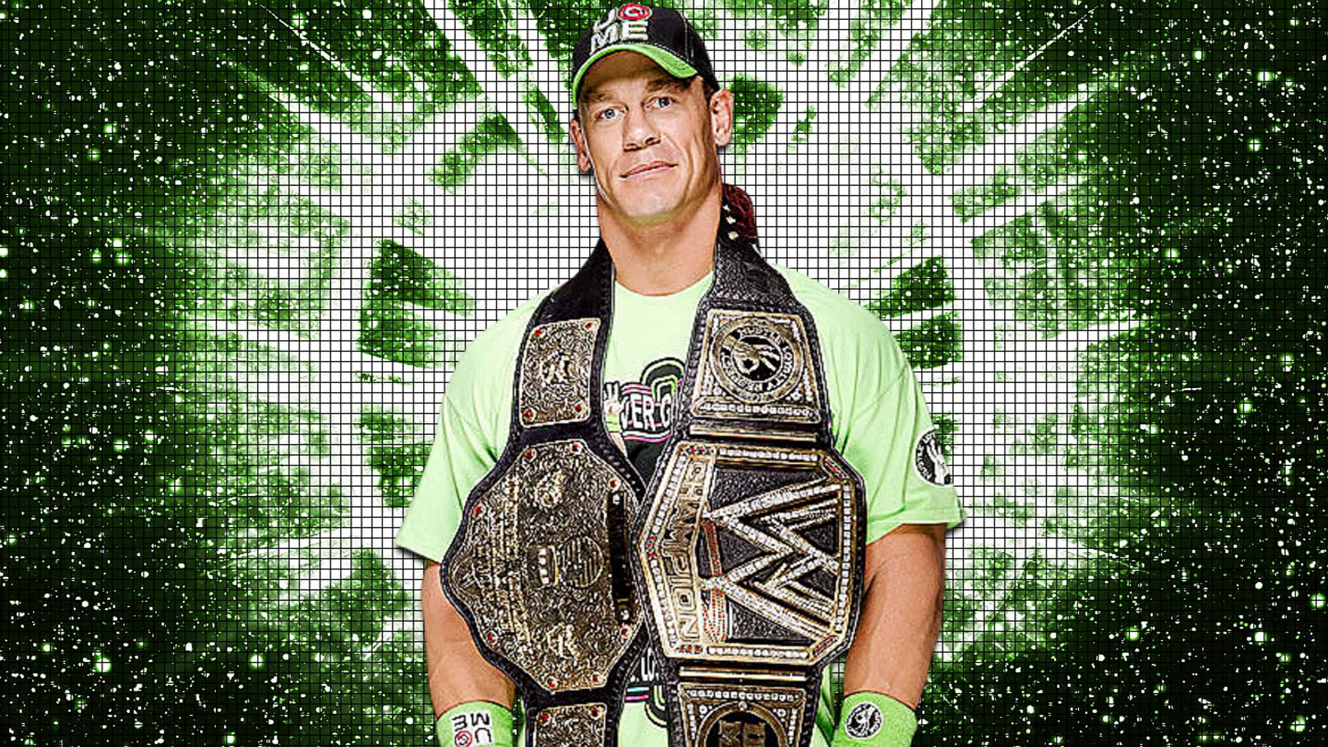 wwe super star john cena with belts free download hd mobile background pictures