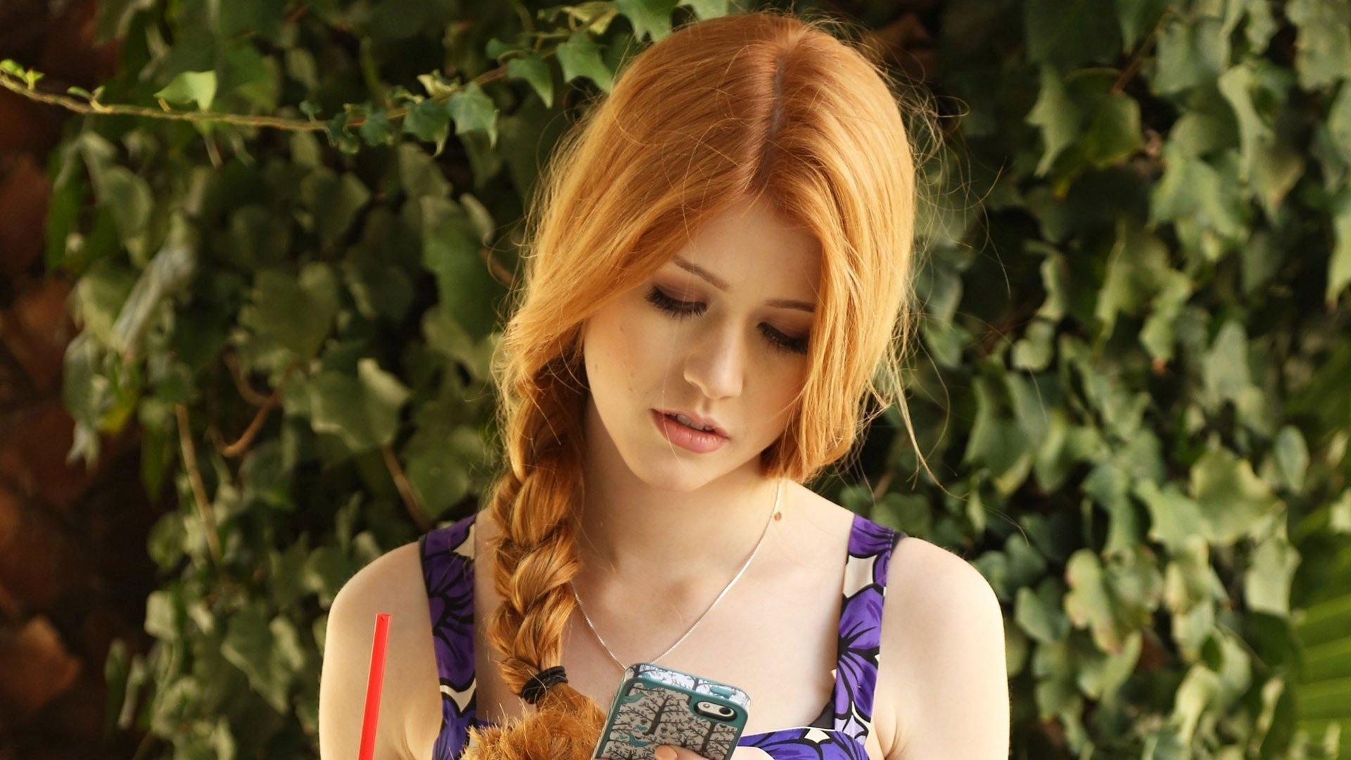 Gorgeous Katherine Mcnamara Photos Free Download