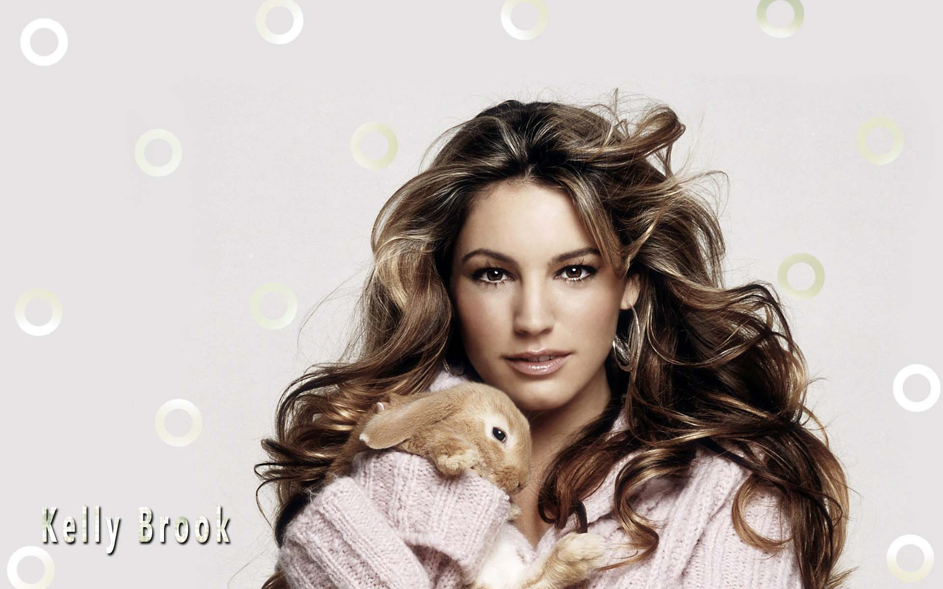 Desktop Nice Kelly Brook Image Free Download