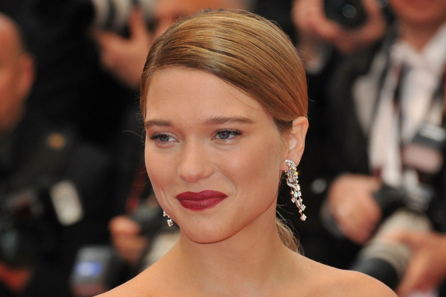 Female Celebrity Lea Seydoux Uhd Image
